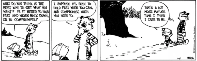 Calvin for Uproar